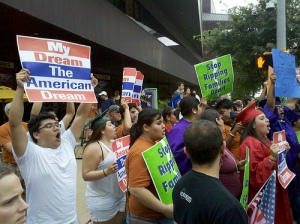 The District of Columbia can become the first jurisdiction to recommend the federal implementation of the DREAM Act to Congress.   Photo:  Todd Dwyer, Flickr, http://bit.ly/XG1KA
